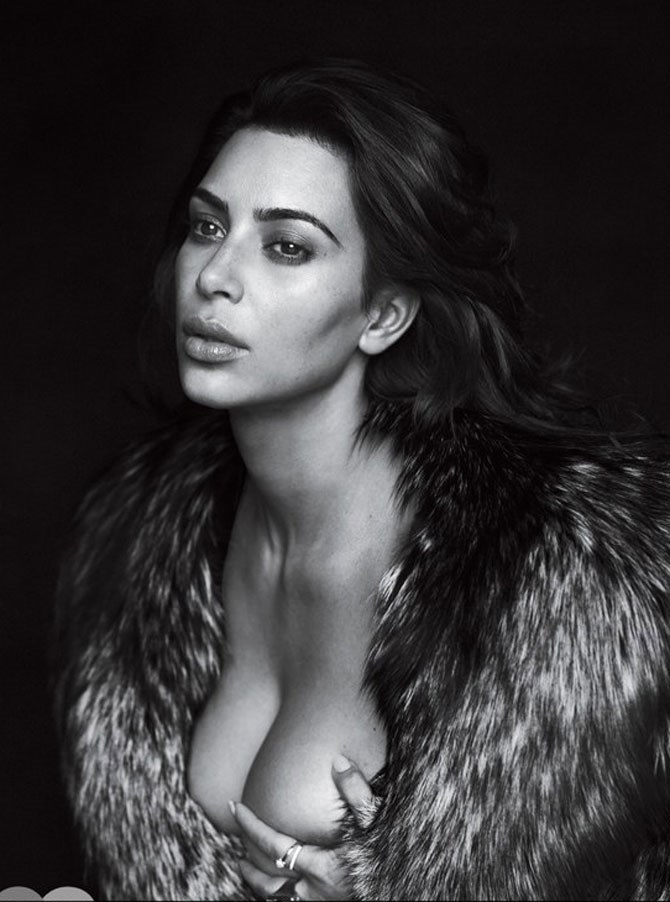 """Kim's latest [cover shoot with *GQ* Magazine](http://www.cosmopolitan.com.au/celebrity/celebrity-gossip/2016/6/kim-kardashian-gq-magazine-cover/