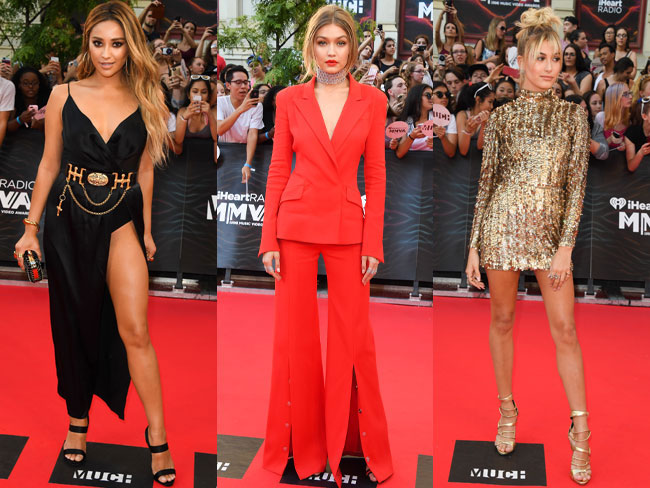 The 2016 iHeartRADIO Much Music Video Awards: All of the best red carpet looks