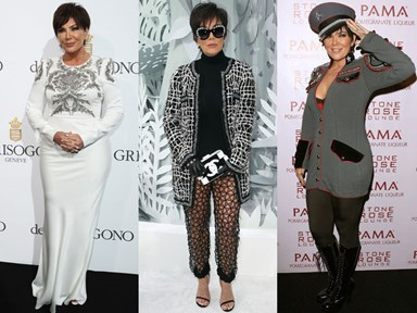 33 times Kris Jenner's style was all we needed in life