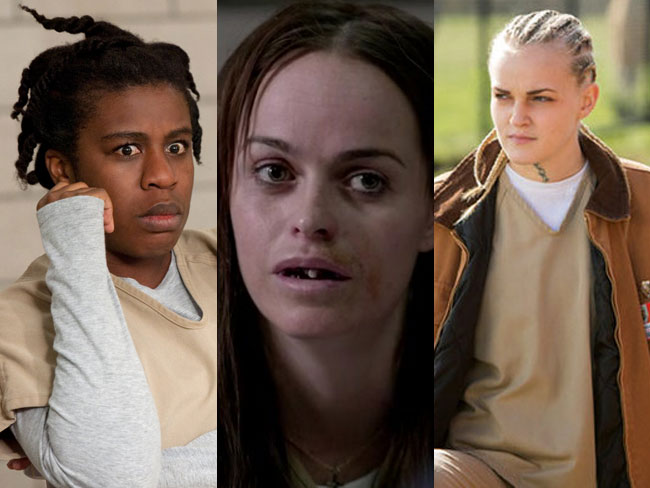 10 cast members from Orange is the New Black who look totally different IRL