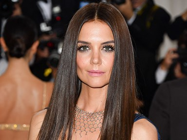 You'll never guess who Katie Holmes is apparently dating
