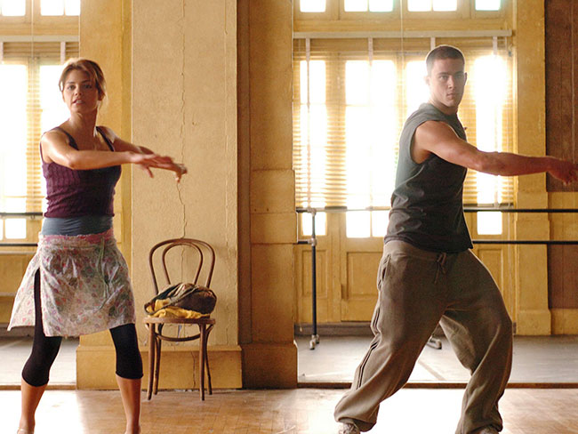 A Step Up TV series is happening and Channing Tatum and Jenna Dewan are behind it