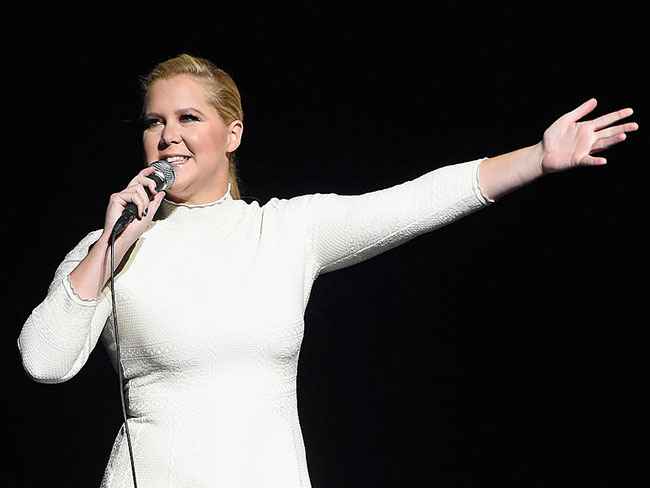 Amy Schumer Announces Spring Dates For Stand-Up Tour : Entertainment ...