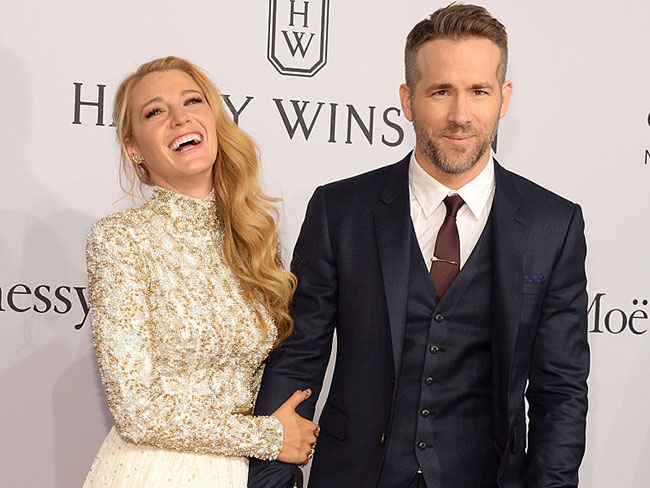 Ryan Reynolds responds to Blake Lively's joke about their first date