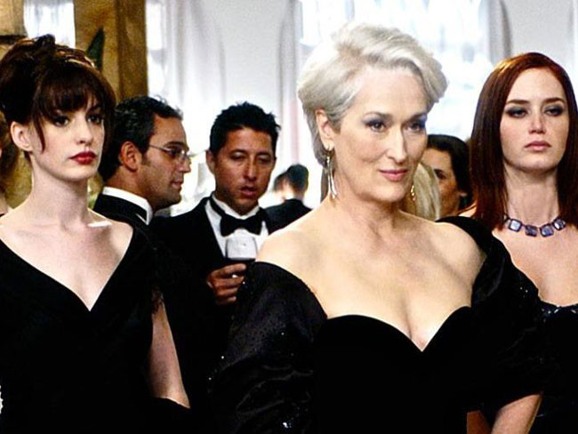7 things you never knew about The Devil Wears Prada