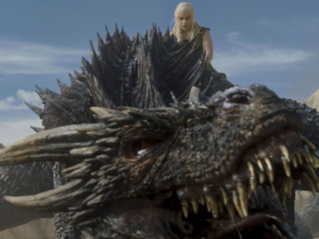 A fascinating Game of Thrones theory may predict who rides Daenerys's Dragons into battle