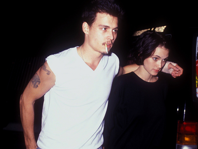 Johnny Depp's ex Winona Ryder speaks out about the domestic violence allegations against him