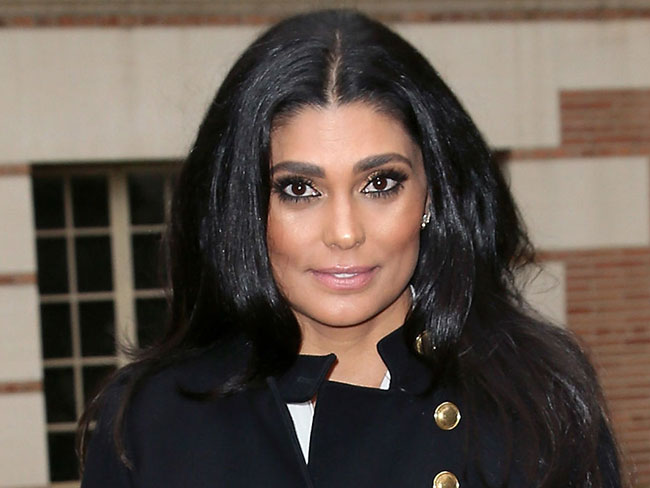 Rachel Roy has revealed how she actually gets that good hair