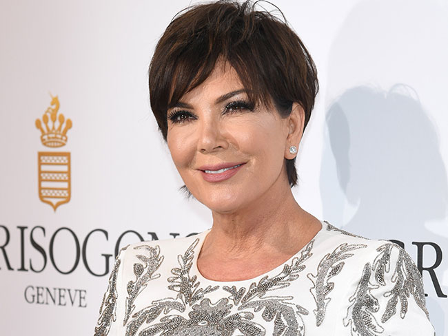 Kris Jenner has launched a paperclip inspired jewellery line. For realsies.