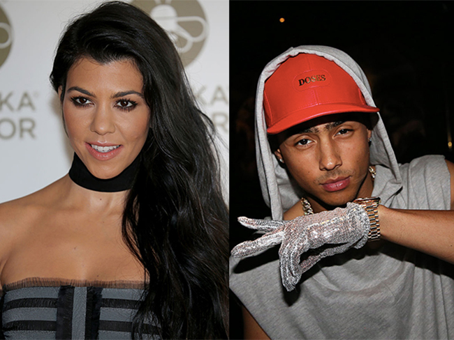 Kourtney Kardashian may have scored herself another toy boy