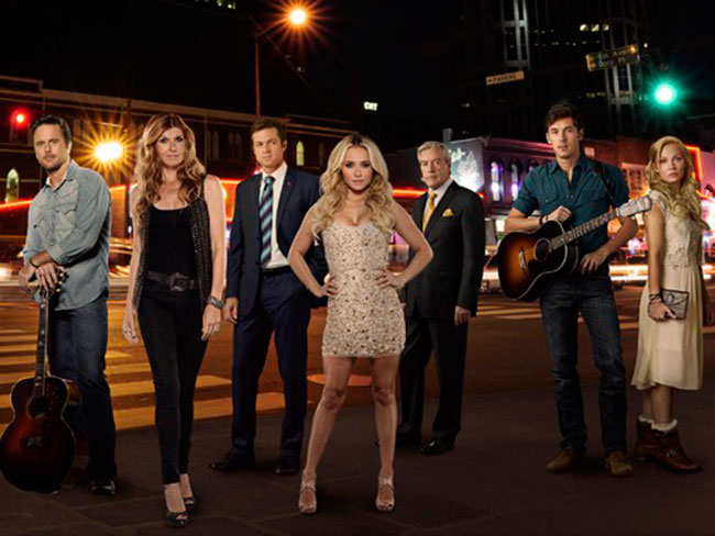 These are the Nashville cast members returning in Season 5