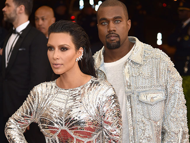 "Kim Kardashian didn't see Kanye West's ""Famous"" video before it was released"