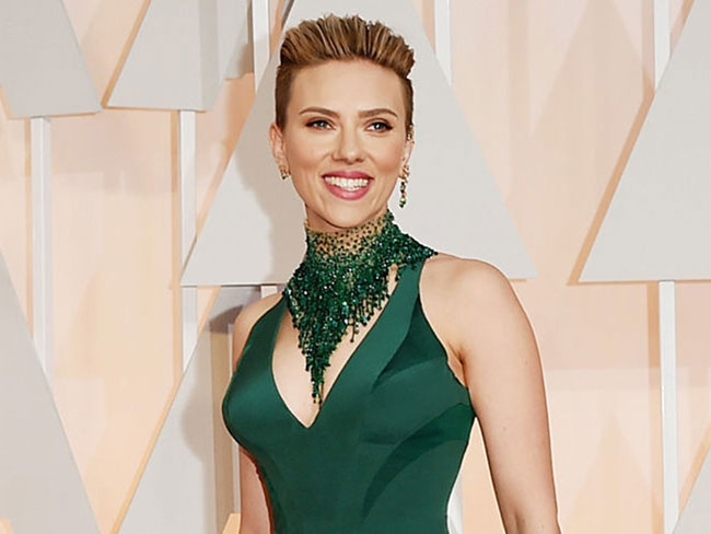 Scarlett Johansson is the highest-grossing actress EVER