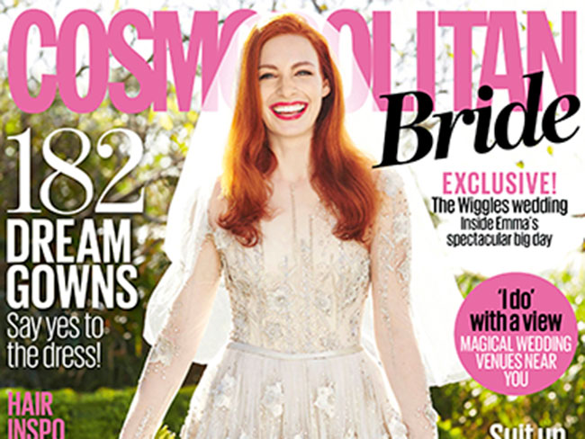 Meet our new cover star, Emma Wiggle!