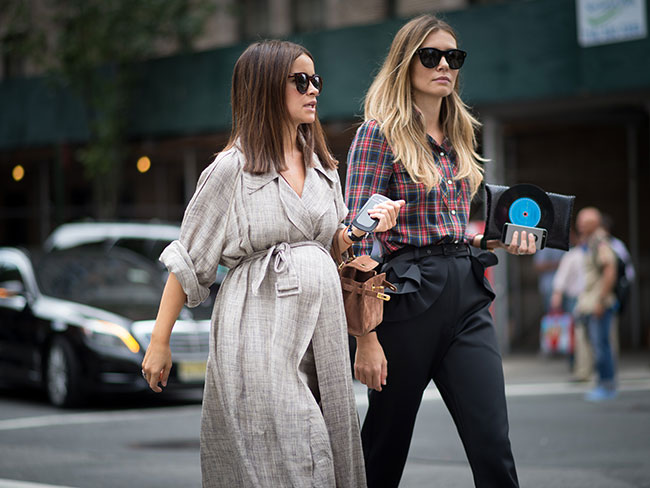 12 fashion things to invest in when you fall pregnant