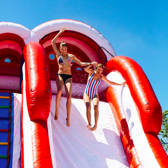Photos from inside Taylor Swift's 4th of July party confirm it really was that fun