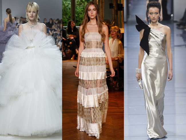 17 of the best wedding dresses from Couture Fashion Week