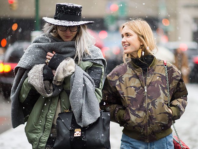 10 clever fashion tips to keep you warm and stylish this winter