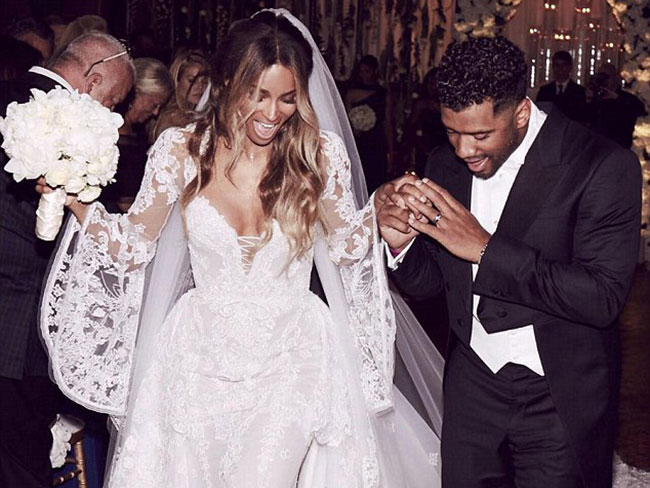 39 of the most stunning celebrity wedding dresses