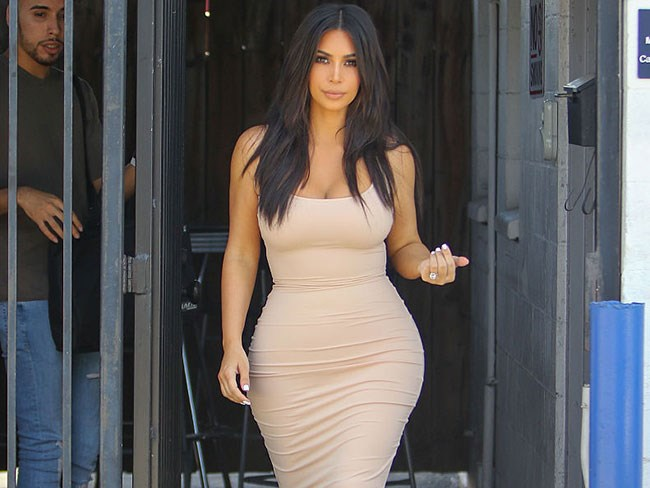 Kim Kardashian reveals what she eats in a day to get her incred bod