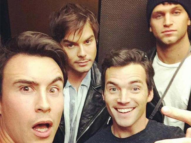 14 Pretty Little Liars bromance photos that will make you feel things