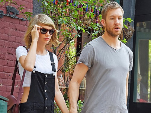 Taylor swift, calvin harris-dating-timeline