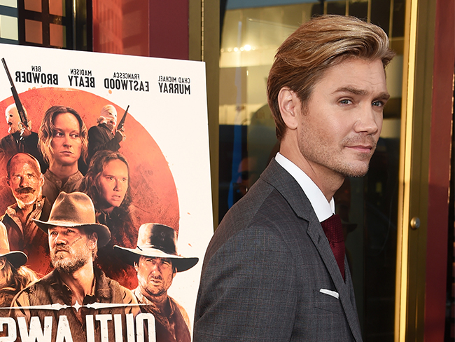 IMPORTANT: Chad Michael Murray has aged like the finest of all the wines
