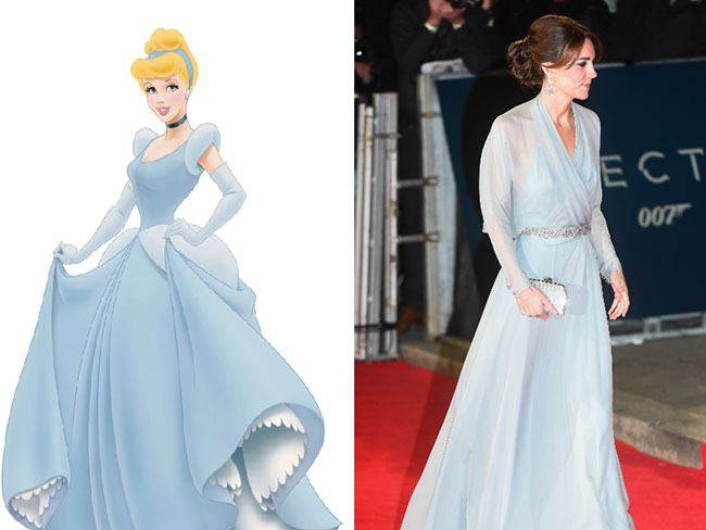 14 times Kate Middleton looked like a Disney princess IRL