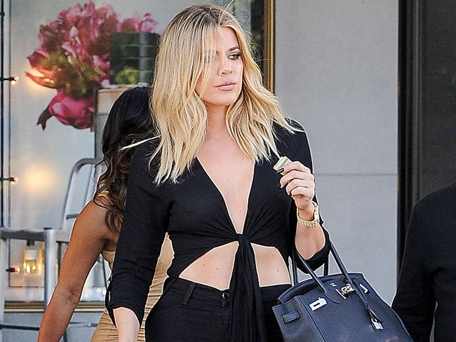 Khloe Kardashian's latest workout is ABS-olutely insane