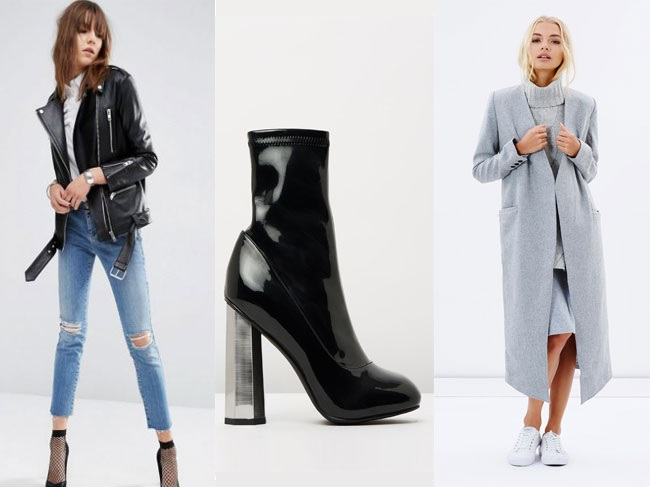 The ultimate edit of boots and coats to keep you cosy when it's cold AF outside