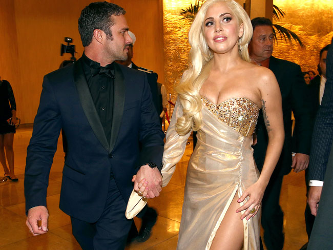IT'S OVER: 38 times Lady Gaga and Taylor Kinney made our hearts explode.