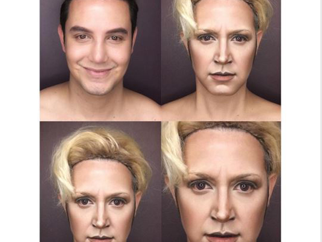 This dude's beauty transformations into the women of 'Game of Thrones' will blow your mind