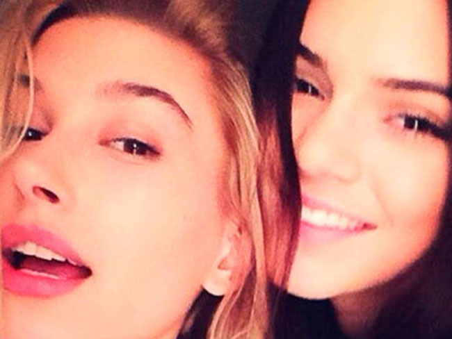 Celebrities who got matching BFF tattoos - including Kendall Jenner and Hailey Baldwin