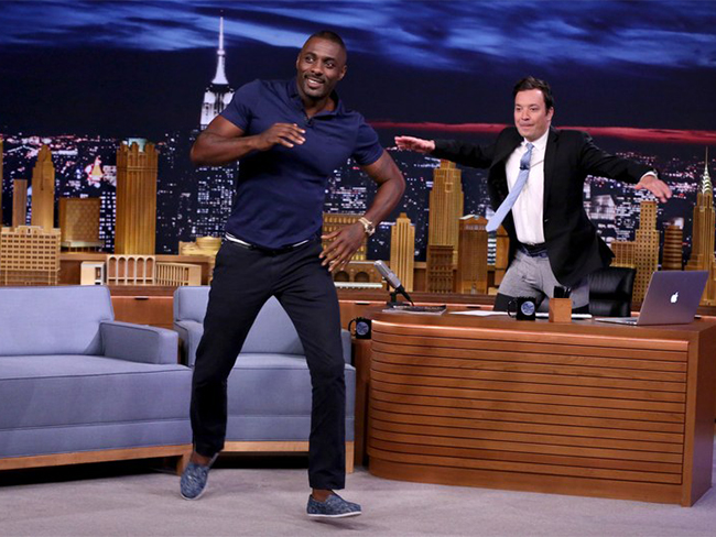 This video of Idris Elba dancing will dramatically improve your life