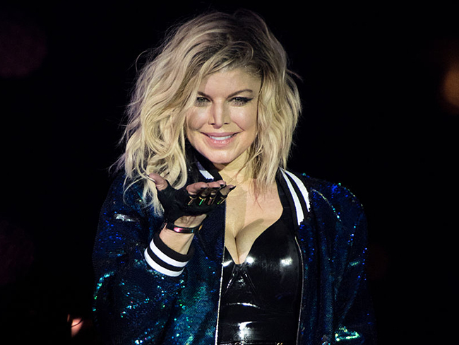 "Fergie thinks the #KimExposedTaylor drama is a ""master plan"""