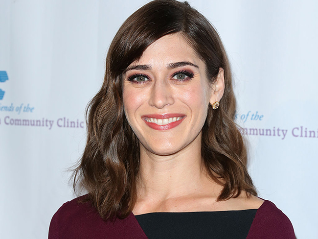 Lizzy Caplan, AKA Mean Girls' Janis Ian, is engaged