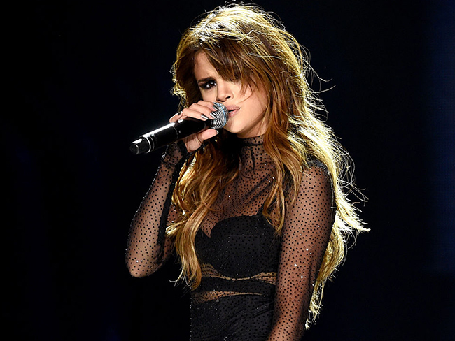 Selena Gomez just shared a seriously heavy statement