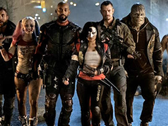 There's a new and final Suicide Squad trailer