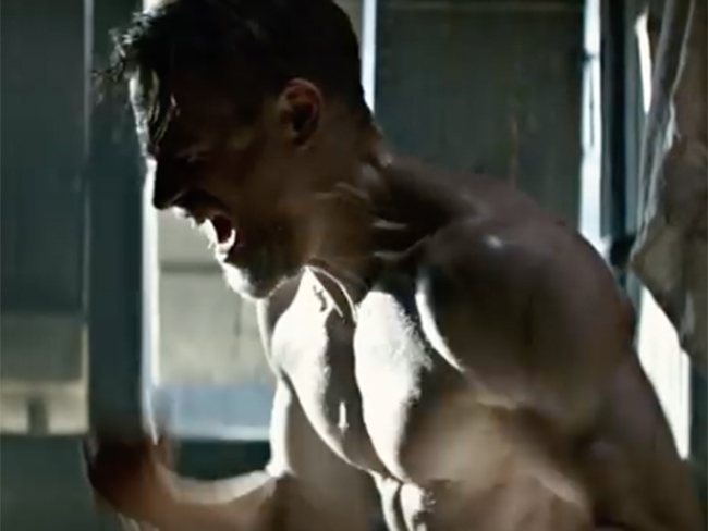 Charlie Hunnam is ripped AF in King Arthur: Legend Of The Sword trailer