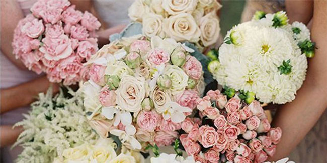 These are the five biggest wedding trends of the year