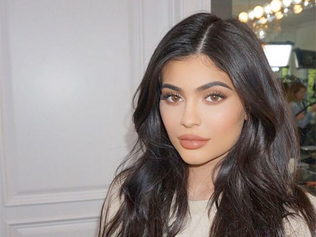 Kylie Jenner now sells 'Kyshadow' eye palettes