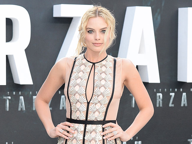 Margot Robbie talks about THAT Vanity Fair article