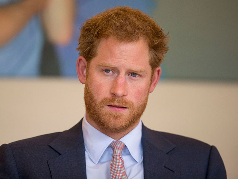 Prince Harry gets candid about Princess Diana's death and our hearts are breaking