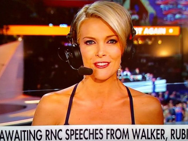"Fox TV presenter wears shoulder-baring top, gets called a ""whore"""