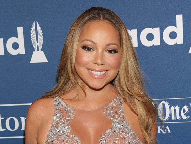 Mariah Carey just threw some epic shade at the Kardashian-Jenners and WOAH