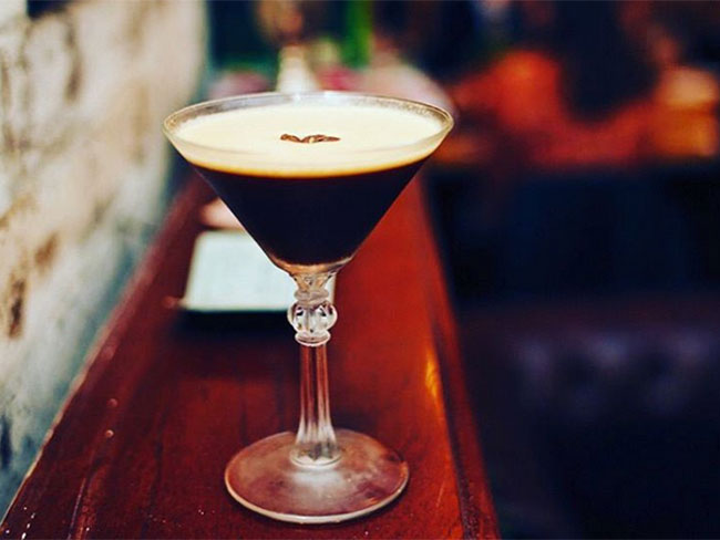 A bar dedicated to espresso martinis is opening in Sydney and we are AROUSED