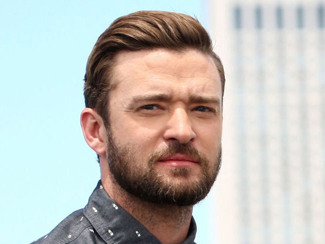 Here's how Justin Timberlake responded when a drunk fan slapped him