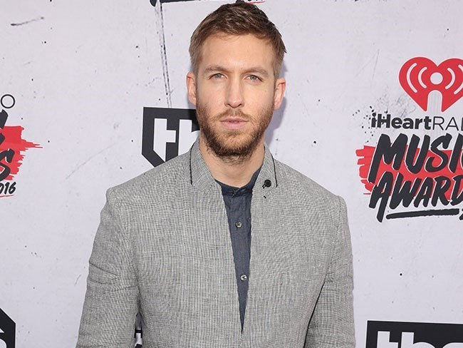 Calvin Harris' most recent Snapchat is a total dig at Taylor Swift