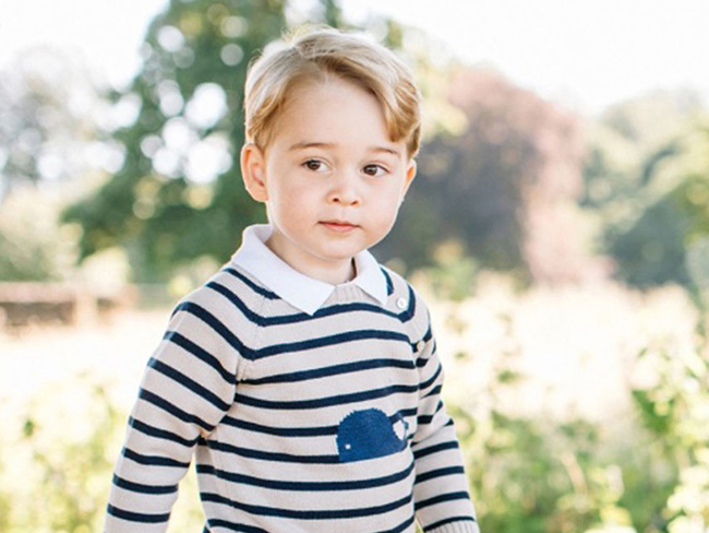 "British council official labels Prince George a ""f*cking d*ckhead"" on social media"