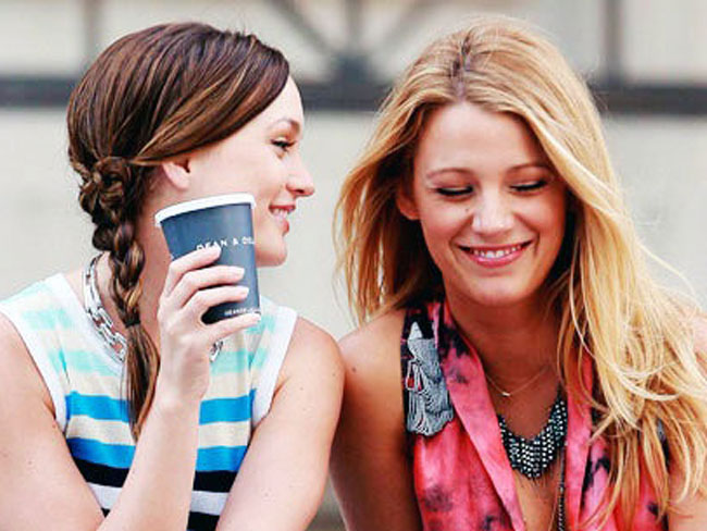 Watch: Blake Lively addresses those 'Gossip Girl' reunion rumours